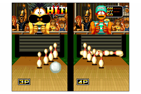 League Bowling US - Neo Geo, Arcade & Retro Games