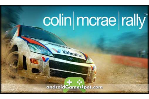 Colin McRae Rally android game free download