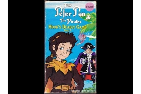 Opening To Peter Pan & The Pirates:Hook's Deadly Game:Part ...
