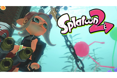 Splatoon 2 Octo Expansion DLC NEW Details Revealed! - YouTube