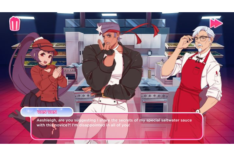 KFC reveals I Love You, Colonel Sanders dating sim | Shacknews