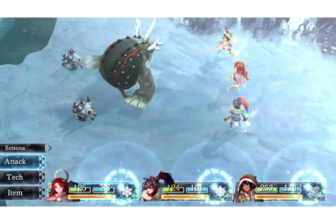 I Am Setsuna - Just One Last Game