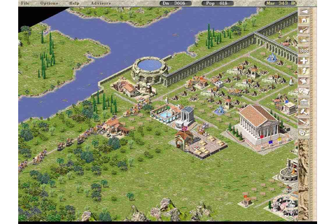 Caesar II Download Free Full Game | Speed-New