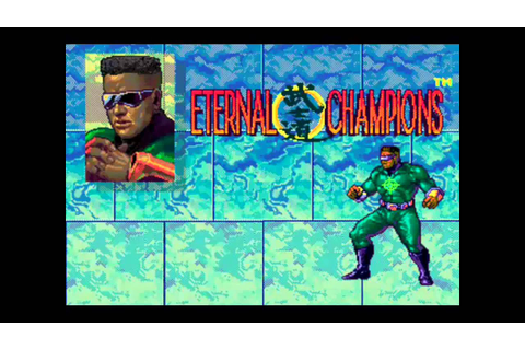 Eternal Champions - Remake These Games - ThePunisher026 ...