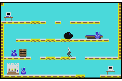 Impossible Mission – Commodore 64 Remake – Vintage is the ...