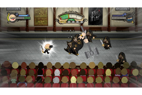 FOUL PLAY + CRACK FULL DOWNLOAD - PC GAMES DOWNLOAD TODAY