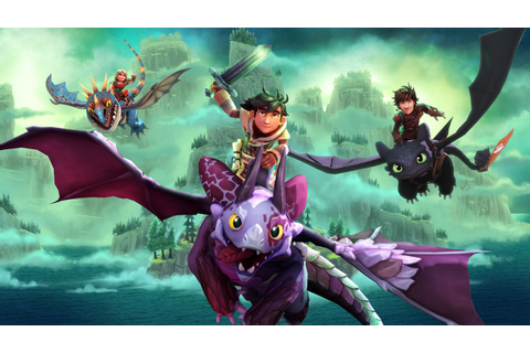Outright Games and Universal Games announce Dreamworks ...