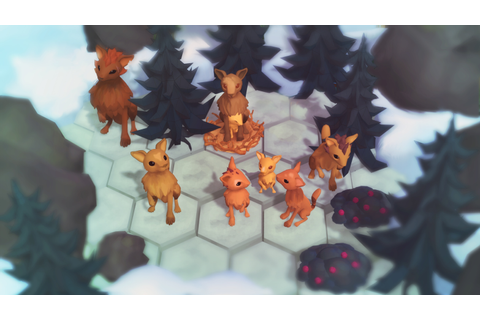 Niche is a natural selection game about survival and ...