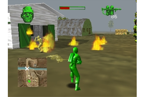 Army Men: Sarge's Heroes Screenshots for Nintendo 64 ...