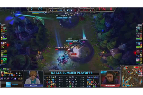 League of Legends - Game of Inches - YouTube
