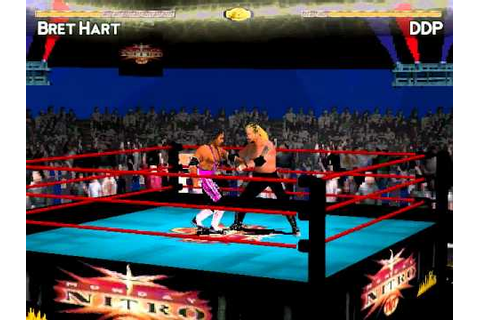 WCW Nitro PC - Learning The Game - YouTube