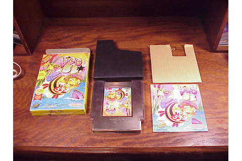 NES Bee 52 Game Cartridge, with box, instructions and ...