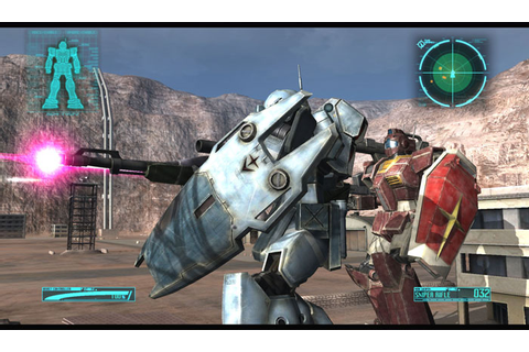 Amazon.com: Mobile Suit Gundam: Crossfire - Playstation 3 ...
