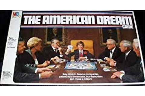 Amazon.com: The American Dream Game: Toys & Games