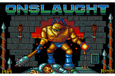 Download Onslaught - My Abandonware