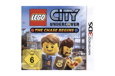 Lego City Undercover: The Chase Begins online bestellen ...
