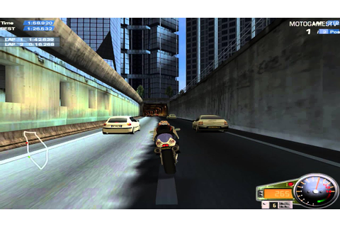 #TBT - Moto Racer 3 - Traffic Mode Gameplay - YouTube