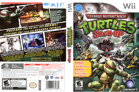 R2TE41 - Teenage Mutant Ninja Turtles: Smash-Up