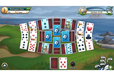 Fairway Solitaire by Big Fish (Full) - Download