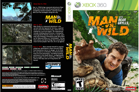 Man Vs. Wild | Covers Games
