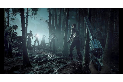 Hunt: Showdown - First Video Gameplay Video