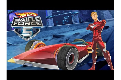 #5 Hot Wheels Battle Force 5 - Video Game - Gameplay ...