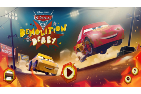 Cars 3 Demolition Derby Online | Disney Games - YouTube