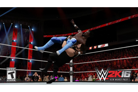 WWE 2K 16 - Full Version Game Download - PcGameFreeTop