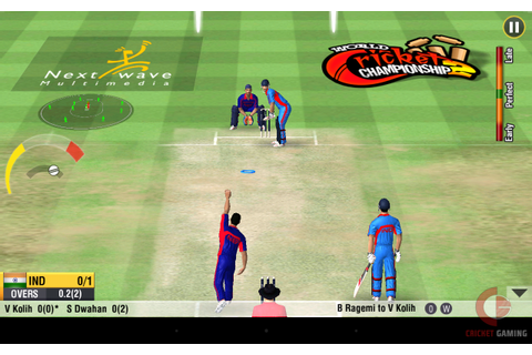 World Cricket Championship 2 Review