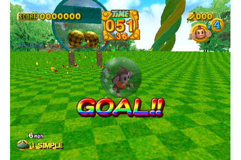 Screens: Super Monkey Ball Deluxe - PS2 (15 of 27)