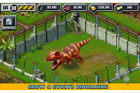 Long Game APK: Download;Jurasic Park Builder Mod Apk For ...
