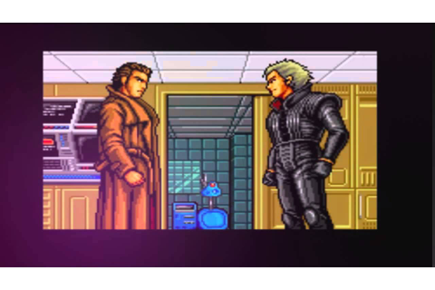 Snatcher by Konami review - YouTube