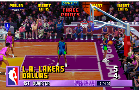 NBA Jam - Videogame by Midway Games