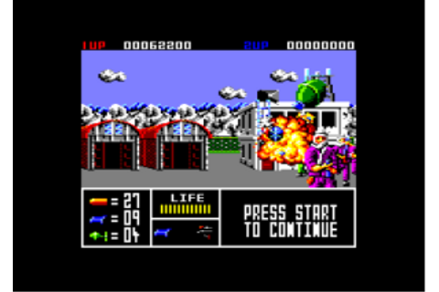 Operation Thunderbolt | Retro Gamer