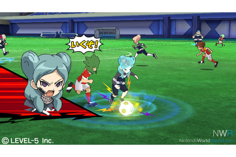 Inazuma Eleven GO Strikers 2013 - Game - Nintendo World Report