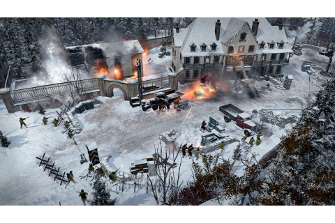 Company of Heroes 2 - Ardennes Assault PC CD Key, Key ...