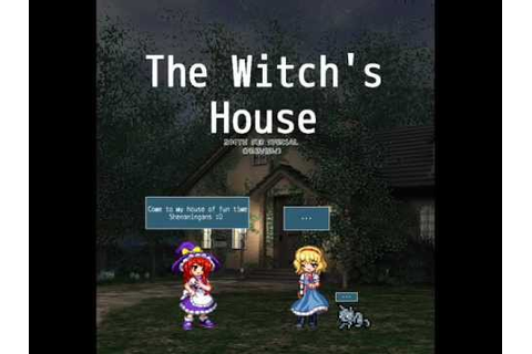 The Witch's House Walkthrough (200 Sub Special) Preview ...
