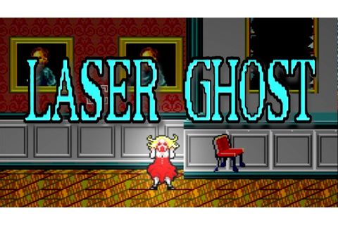 Laser Ghost on Sega Master System- Horror Retrogaming ...