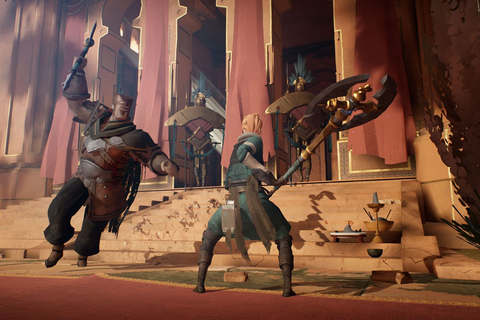 Dark Souls-style adventure Ashen is out right now on Xbox ...