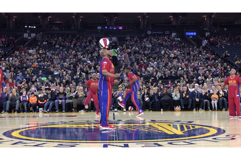 Oracle Arena Highlights | Harlem Globetrotters 2018 - YouTube