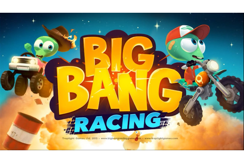 Big Bang Racing android Gameplay (HD) - YouTube