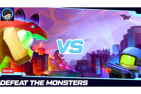 Monster Blasters Gameplay Full HD (Android /IOS) by Jelly ...