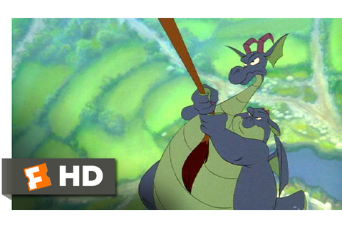 Quest for Camelot (7/8) Movie CLIP - To the Rescue (1998 ...
