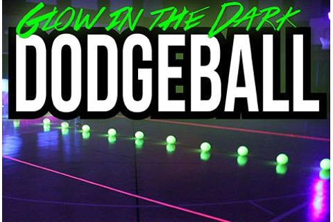 Dodgeball and Glow in the Dark Dodgeball - TAG-M Family ...