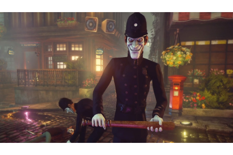 We Happy Few Out Today on Steam Early Access, GOG.com ...