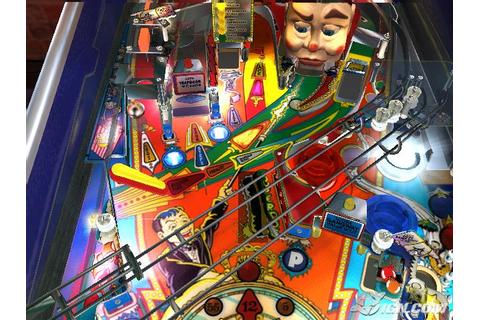 Pinball Hall of Fame: The Williams Collection Screenshots ...