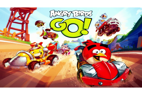 Angry Birds Go! - Samsung Galaxy S3 Gameplay - YouTube