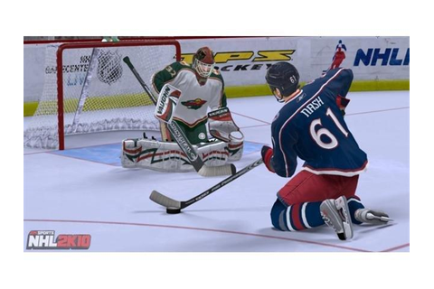 NHL 2k10 Xbox 360 Game 710425396533 | eBay