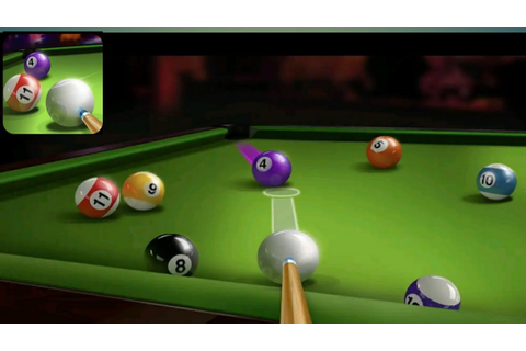 Modern arcade style pool game with single player, Relaxed ...