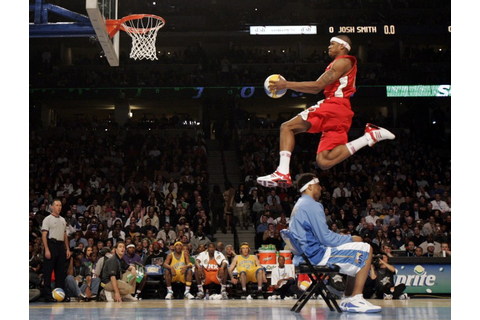 NBA All-Star Slam Dunk Contest: The 12 Best Throw Downs Of ...